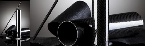 carbon fibre tubes image